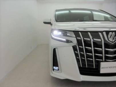 トヨタ アルファード 2.5 S Cパッケージ 新車 3眼サンル-フ Dミラ- フリップダウン