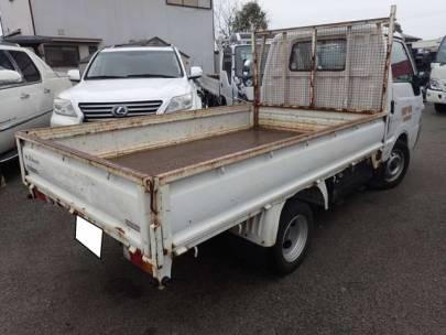 日産 バネットトラック 1.8 DX ワンオーナー ETC 鉄板張り