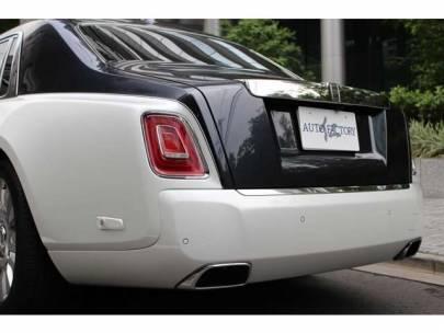ロールスロイス ファントム 6.75 正規D車/OP1800/ツートン特別色/4シーター