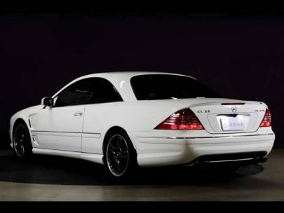 AMG CLクラス CL55 AMG CL55コンプレッサー正規ディーラー車