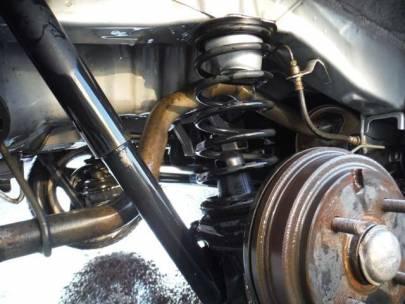 ダイハツ ムーヴ 4気筒ターボ タイミングチェーンEG 車検H32年10月