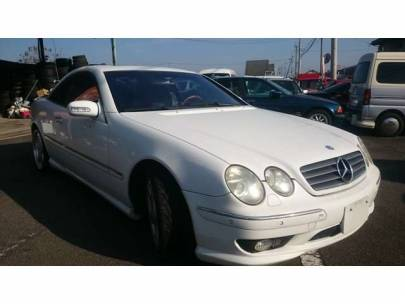 AMG CLクラス AMG CL55