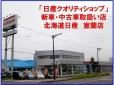 北海道日産自動車(株) 室蘭店の店舗画像