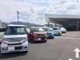 HondaCars岐阜北 美濃太田店U−Selectコーナーの店舗画像