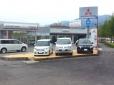 東日本三菱自動車販売 飯田インター店の店舗画像