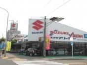 [大阪府]スズキアリーナ 中もず カワイオートサービス(株) JU適正販売店