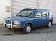 ラシーン 1.5 タイプIII 4WD サンルーフ付 69000k