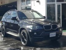 X5 xドライブ 30i 4WD H&R ローダウン ツインナビ 22インチ