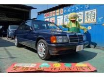 190クラス 190E メルセデスベンツ日本レストア車両