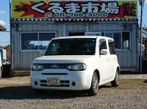 キューブ 1.5 15X FOUR Mセレクション 4WD スマートキー ナビ TV