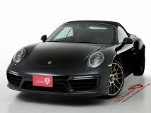 911カブリオレ ターボS PDK スポーツクロノ 20インチAW 走行2600km