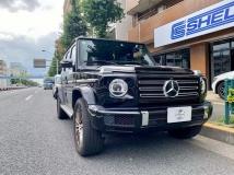 Gクラス G550 AMGライン 4WD