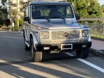 Gクラス G320 4WD 3ドア ショート レザー ディーラー車