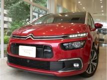 グランドC4ピカソ シャイン ブルーHDi ディーゼルターボ 新車保証継承キセノン電動テールGルーフ