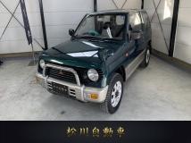 パジェロミニ 660 XR-II 4WD 屋内展示車両