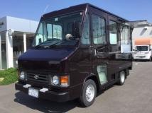 クイックデリバリー フードトラック 移動販売車 加工車 厨房設備付き