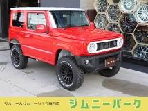 ジムニー 660 XC 4WD オリジナルカラー 2トーンルーフ