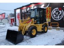 ヤンマー タイヤショベル V3-7 新車未登録 除雪仕様 0.6立米バケット