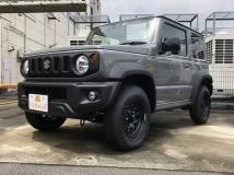 ジムニーシエラ 1.5 JL 4WD 登録済み未使用車