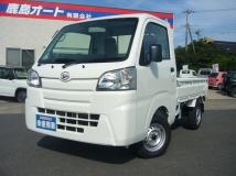 ハイゼットトラック 660 スタンダード 農用スペシャル 3方開 4WD 届出済未使用車