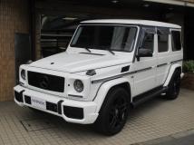 Gクラス G55L 4WD G63仕様 ディーラー車