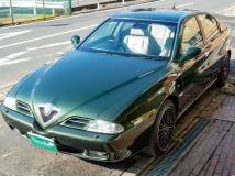 アルファ166 3.0 V6 24V スポルトニック