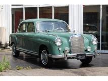 Sクラス W180 220S 1959年式 ディーラー車