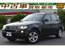 X3 2.5si 4WD 走行6.5万キロ マルチ ETC Pシート