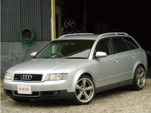 A4アバント 1.8T クワトロ 4WD SDナビ HID ETC