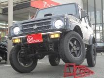 ジムニー 660 ワイルドウインド リミテッド 4WD 公認リフトUP・2人乗り・追加メーター