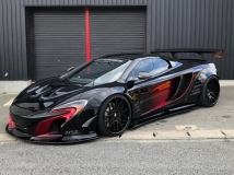 MP4-12Cスパイダー 3.8 リバティウォーク ボディキット LB-WORKS