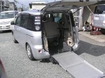 シエンタ 1.5 X ウェルキャブ 車いす仕様車 スロープタイプ タイプI 福祉車両