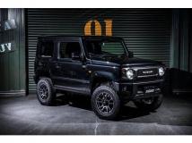 ジムニー 660 XC 4WD BLACKジムニー 3インチリフトアップ