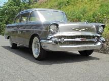 ベルエア 1957モデル 2ドアセダン V8 4600cc 後輪エアサス