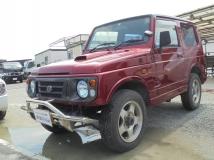 ジムニー 660 XL 4WD 社外フロントバンパー