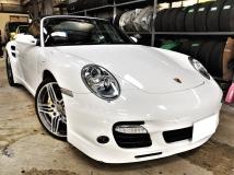 911カブリオレ ターボ ティプトロニックS 4WD スポーツスクロノPK・禁煙車・オープン