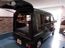 エブリイ 660 PC リミテッド ハイルーフ 軽キャンBamboo Luxury  レンジ 冷蔵庫