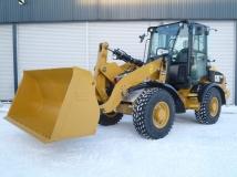 CAT タイヤショベル 907H2 ホイールローダー 除雪仕様・スパイクタイヤ・1.0m3
