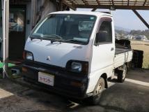 ミニキャブトラック 660 Vタイプ 三方開 4WD 車検R4/10