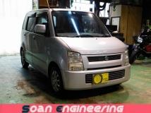 ワゴンR 660 FX 検R5/4 タイミングチェーン ETC アルミ