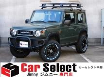 ジムニー 660 XG スズキ セーフティ サポート 装着車 4WD ターボ新品部品2インチリフトアップキット
