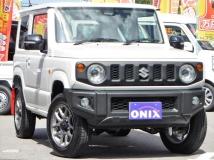 ジムニー 660 XC 4WD 8インチSDナビ+ETC+マット+バイザ-