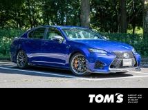 GS F 5.0 TOM'S コンプリートカー AVS装備車両