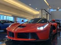 ラ フェラーリ 6.3 登録済み