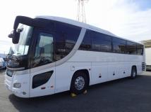 セレガ 42人乗り観光バス ハイデッカー 地デジTV 460馬力(カタログ値) 冷蔵庫 給湯器