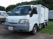 ボンゴトラック 2.0 DX ワイドロー ディーゼルターボ 冷凍車 -25度  ETC ベンチシート