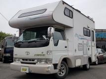 カムロード キャンピング 4WD 4WD ディーゼル タイベル交換済 O/D ナビTV