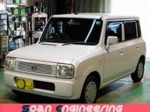 アルトラパン 660 G 車検R4/3 タイミングチェ-ン 社外オ-ディオ