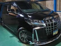アルファード ハイブリッド 2.5 エグゼクティブ ラウンジ S ロイヤルラウンジ 4WD フルパ-テ-ション冷蔵24TVリラクゼ-ション