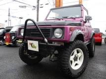 サムライ 改 4WD FRPトップ リフトアップ